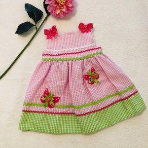 🌿Emma Rose Dress and Bloomer Set 🌿